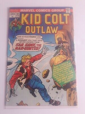 $ CDN7.99 • Buy Kid Colt Outlaw Man-Hunter APR 181 Marvel Comic Book Free Combined Shipping!!!
