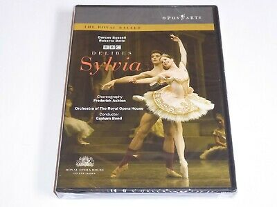 £15.99 • Buy Sylvia - Delibes - Darcey Bussell - The Royal Ballet - NEW SEALED GENUINE UK DVD