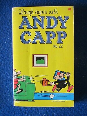 £4.95 • Buy Laugh Again With Andy Capp  No. 22    1980