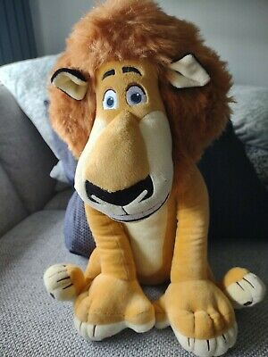 £13.99 • Buy DreamWorks Madagascar Alex The Lion 16inches Soft Toy Good Condition