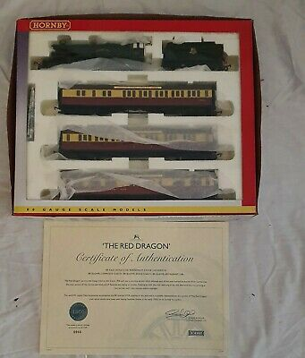 £100 • Buy Hornby Limited Edition Red Dragon
