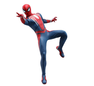 $ CDN821.55 • Buy New Video Game Masterpiece Marvel's Spider-Man Advanced Suit Action Figure