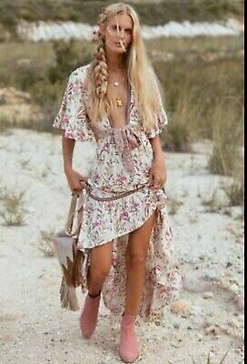 AU165 • Buy Spell And The Gypsy Maisie Bambi Dress Size XS- New