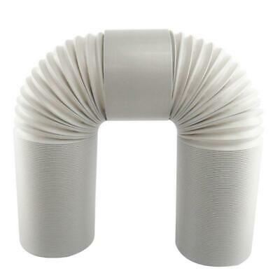 AU11.13 • Buy 130mm/150mm Portable Air Conditioner Exhaust Hose Pipe Connector Coupler Parts