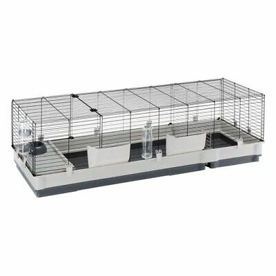 £74.99 • Buy Plaza 160 For Small Pet Cage Rabbit Guinea Pig Accessories Indoor Large Nesting