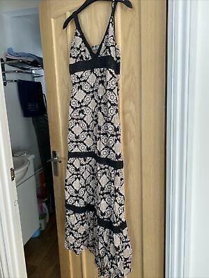 AU8.94 • Buy Black Maxi Dress Size 14