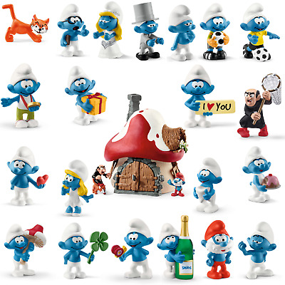 £6.99 • Buy Schleich The Smurfs Collection Toy Figures Full Range Of Smurfs TV/Movie