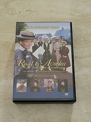 £20.58 • Buy Road To Avonlea - The Complete Fourth Volume (DVD, 2004, 4-Disc Set)