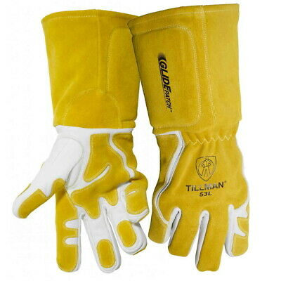 £18.91 • Buy Tillman 53 Premium MIG Gloves With GlidePatch (Large)