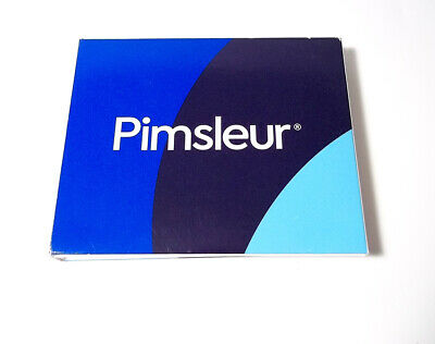 £10.61 • Buy Pimsleur Conversational French 12 Lessons 6 Discs Learn To Speak And Understand