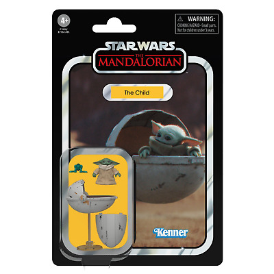 $ CDN22.37 • Buy Star Wars Vintage Collection Baby Yoda The Child Action Figure NIB - In Stock