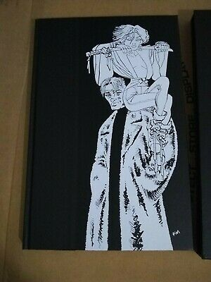 £217.86 • Buy Sin City Frank Miller Family Values Signed Autographed Slipcase HC 198/500 1997