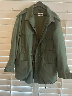 $170 • Buy Cockpit USA M-51 Field Jacket Oliver Green In Excellent Condition