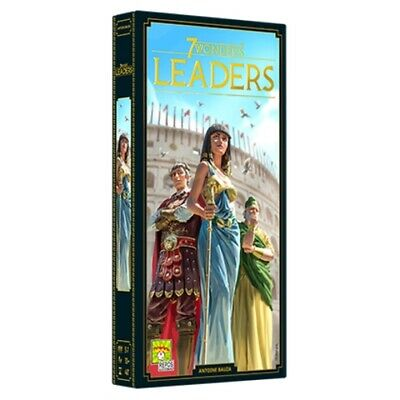 AU55.95 • Buy 7 Wonders Leaders Expansion - New Edition