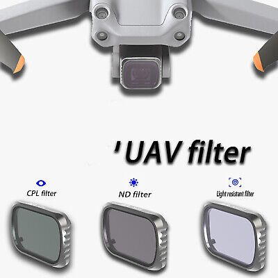 AU19.64 • Buy For DJI MAVIC AIR2S Drone Filter UV CPL ND4 ND8 ND16 ND32 ND64 Lens Filter