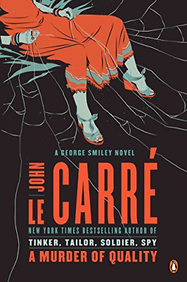 £5 • Buy A Murder Of Quality: A George Smiley Novel, Very Good Condition Book, Le Carre,