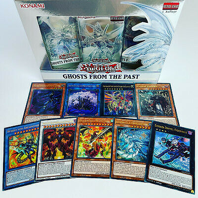 £0.99 • Buy Yu-Gi-Oh Ghosts From The Past PACK FRESH 1st Edition You Choose GFTP-EN***