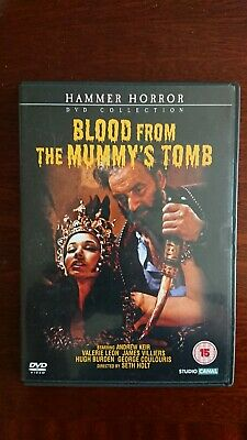 £2.50 • Buy Blood From The Mummy's Tomb (2004) DVD