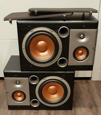AU196.75 • Buy JBL S38 Studio Series 8 Ohm Bookshelf Speakers Pair