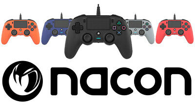 AU65.70 • Buy PS4 PS5 Wired Controller - PlayStation 4 5 Officially Licenced Nacon Compact New