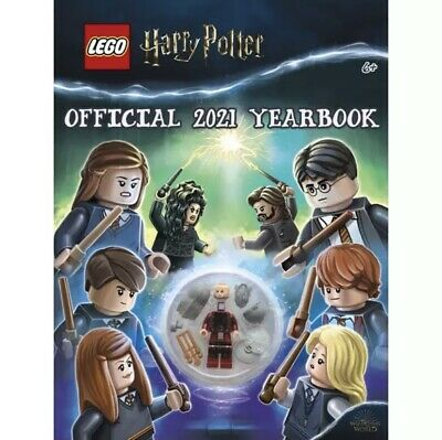 £4.99 • Buy LEGO - Harry Potter Official 2021 Yearbook. Includes DUMBLEDORE Mini Figure.