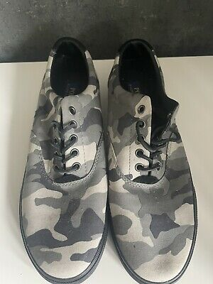 £13.90 • Buy Polo Ralph Lauren Camo Men's Trainers Shoe Size 10UK 44EU New