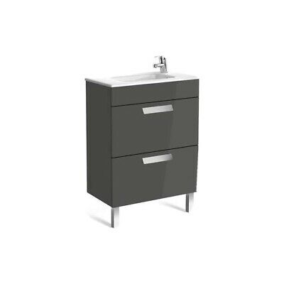 £199.99 • Buy Roca DEBBA Compact Unit 600mm Anthracite RRP £300 - No Sink