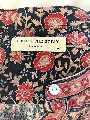 AU76 • Buy Spell And The Gypsy Dress Size Xxs