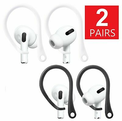 $ CDN2.36 • Buy Silicone Sports Anti-lost Ear Hook For AirPods 1 2 Pro Strap Earhook Holders