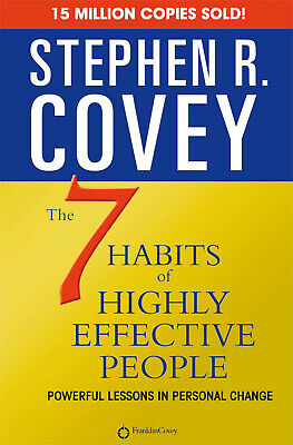 AU23.99 • Buy The 7 Habits Of Highly Effective People - By Stephen R. Covey - Paperback Book