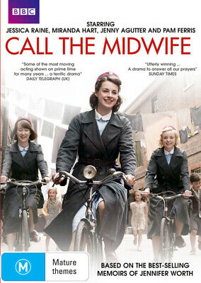 £14.28 • Buy Call The Midwife: Series 1 DVD | Region 4 & 2