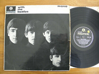 £20 • Buy The Beatles ~ With The Beatles Early Copy Lp Album Mono Record Pmc 1206 Vg / Vg