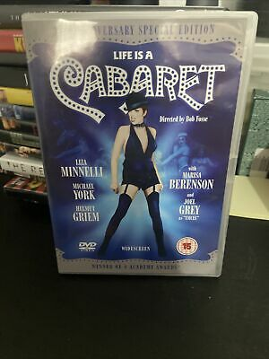 Cabaret - Special Edition [DVD] - DVD  3UVG The Cheap Fast Free Post • 3.99£