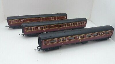 3 X Triang R747 & R748 Caledonian Style Coaches 2643 & 2 X 2640 • 19.99£