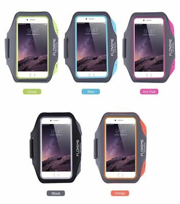£3.99 • Buy Running Jogging Armband Arm Band Case Cover IPhone 6 6S 7 8 11 12 XS XR 4 Colour