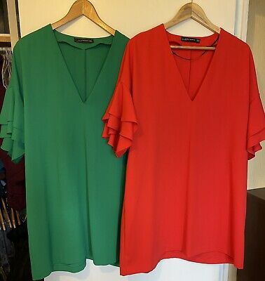 AU26.90 • Buy 2 Zara Dresses Xxl