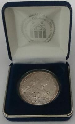 AU374.13 • Buy 1795 Spanish Mexico Silver 8 Reales FM Colonial Mexico Silver Coin W BOX