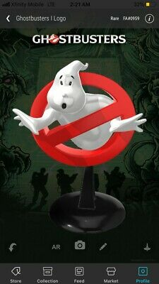 $182.50 • Buy Ghostbusters Mooglie RARE Sold Out VeVe NFT Collectible, #959/2400!!