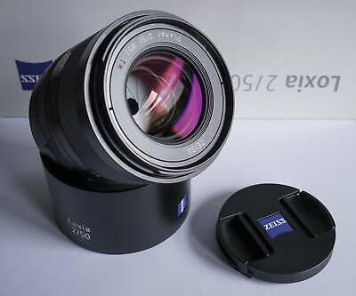 AU625 • Buy Zeiss Loxia 50mm F2 For Sony E Mount   +++  EXC  +++