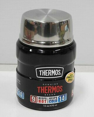 AU24.99 • Buy Thermos Stainless King Insulated Food Jar, 470ml