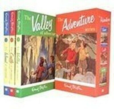£4.32 • Buy The Adventure Series Three Volume Box Set: The Valley Of Adventure, The Castle O