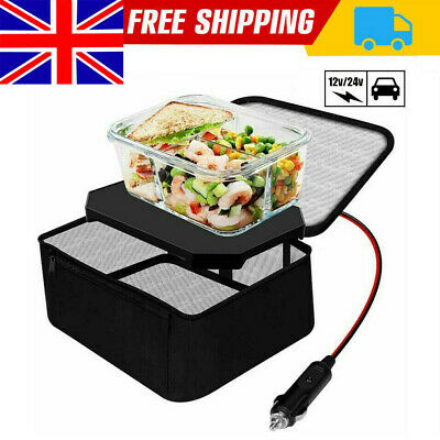 £22.98 • Buy Portable Mini Oven Personal Food Warmer For Car Truck Prepared Meal Reheating UK