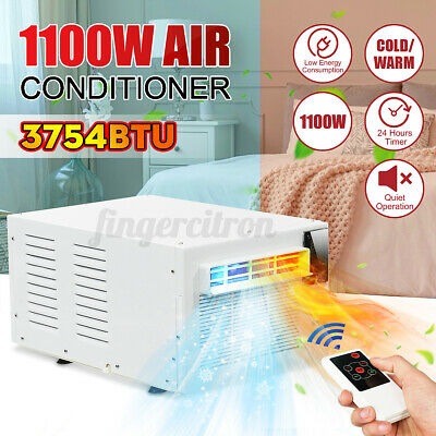 AU209.89 • Buy 1100W Window Refrigerated Air Conditioner Cooler Heating Warm Dehumidification