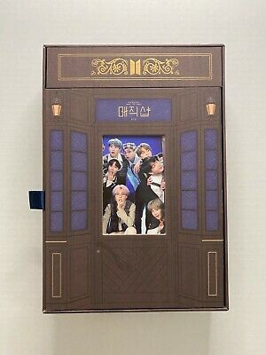 $120 • Buy BTS Official 5th Muster Magic Shop DVD (No Photocard)