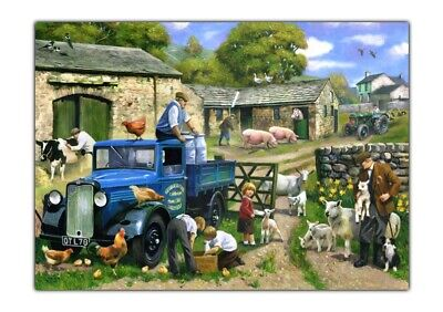 £2.75 • Buy Father's Day/Birthday Card For Men Dad Grandad Brother Uncle Farm Animals