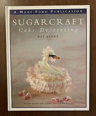 Sugar Craft And Cake Decorating, Pat Ashby, Used; Very Good Book • 0.45£