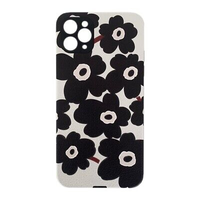 AU7.12 • Buy For IPhone 12 Case Luxury Silicone Full Protection Soft Cover Fashion Blac Q9B6