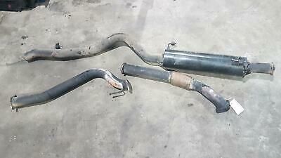 AU367.50 • Buy Holden Colorado Exhaust System Rc 05/08-12/11 4jj1 3 Inch System From Turbo-back