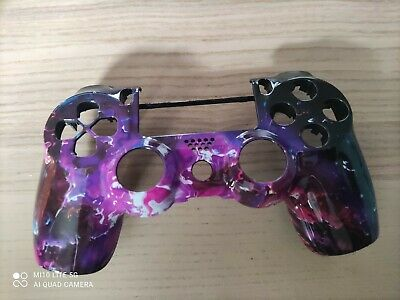 AU14.97 • Buy  Replacement Front Shell For PS4 Pro Slim Controller Galaxy Chameleon Faceplate