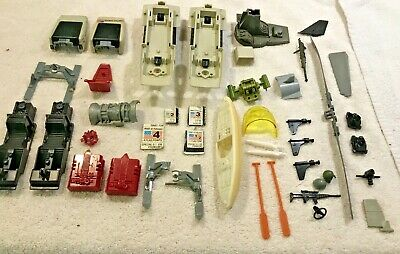 $ CDN29.41 • Buy A125 GI Joe Vehicle Parts Lot BATTLE BEAR And Stalker V2 Accessories And MORE!